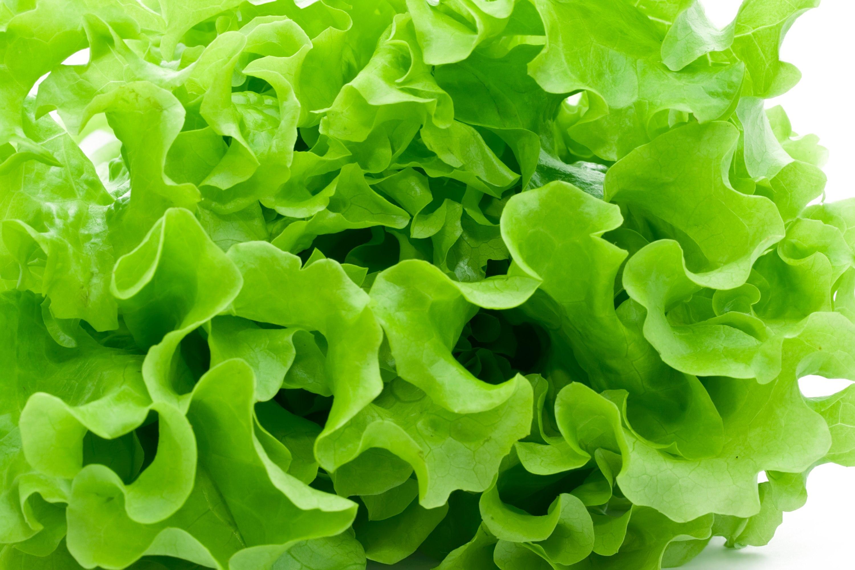 Green leafy vegetables foods